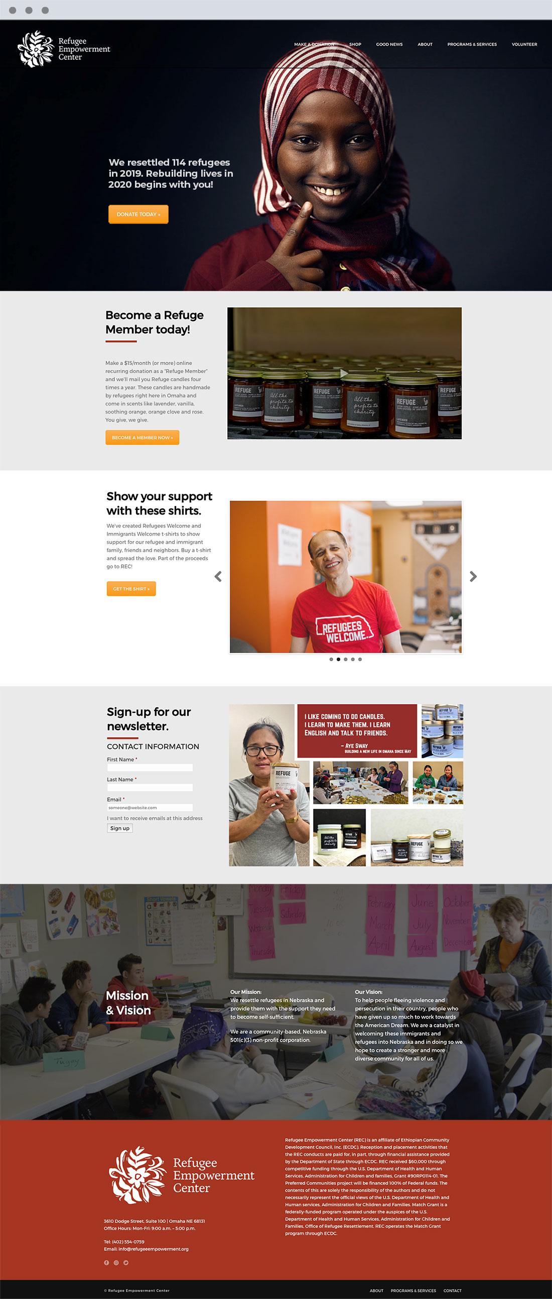 rec-homepage